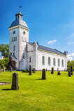 Trollenas Church Royalty Free Stock Image
