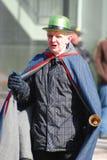Trollet i dag för St Patrick ` s ståtar Ottawa, Kanada Fotografering för Bildbyråer