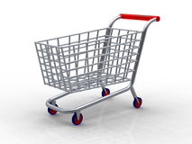 Trolley 3D Stock Images