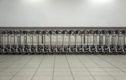 trolley Arkivfoton