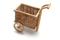 Trolley Basket Royalty Free Stock Image