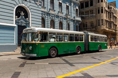 Trolley Bus Royalty Free Stock Photos