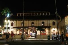 Trolley Car, Hollywood Studios, Orlando, Florida. Stock Photos