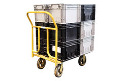 Trolley with drawers Royalty Free Stock Photo