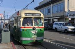 Trolley - San Francisco, California Royalty Free Stock Image