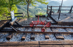Trolley in Serbia Royalty Free Stock Photos