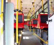 trolleybus Imagem de Stock Royalty Free