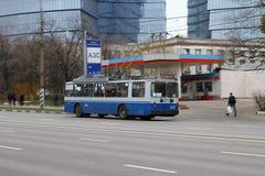 Trolleybus Stock Photography