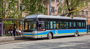 Trolleybus. Stock Image