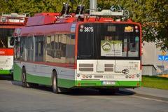 Trolleybus royalty free stock image