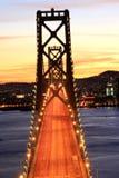 (Trolleycar lub Tramcar) San Fransisco, Kalifornia, usa Obraz Stock