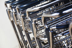 trolleys Royaltyfri Foto