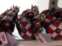 Trolls. Danish trolls souvenirs Stock Photo
