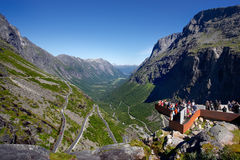 Trollstigen Stock Photography