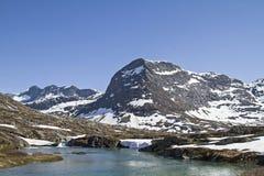 On  Trollstigen Royalty Free Stock Images