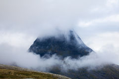 Trollstigen Royalty Free Stock Photo