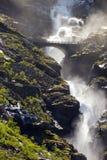 Trollstigeveien 库存图片