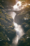 Trollstigeveien Stock Afbeeldingen