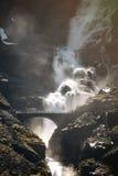 Trollstigeveien Arkivfoton