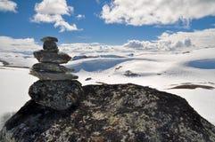 Trolltunga, Noruega Imagens de Stock Royalty Free