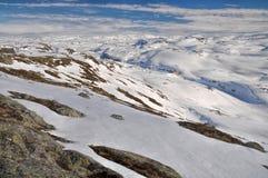 Trolltunga, Noruega Fotografia de Stock Royalty Free
