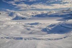 Trolltunga, Norvegia Fotografie Stock