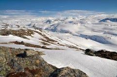 Trolltunga, Norvegia Fotografia Stock Libera da Diritti