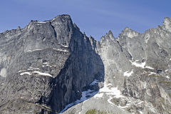Trollveggen Royalty Free Stock Photo