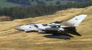 Tromb GR4 för kungligt flygvapen Fotografering för Bildbyråer