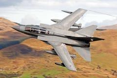 Tromb GR4 för kungligt flygvapen Arkivfoto