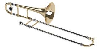 Trombone Stock Foto's