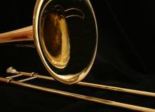 Trombone Royalty-vrije Stock Afbeelding