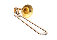 Trombone Photo stock