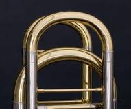 Trombone Imagem de Stock Royalty Free