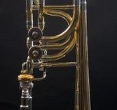 Trombone photographie stock libre de droits
