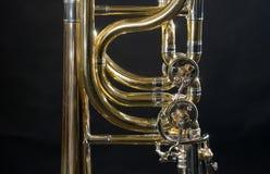 Trombone photographie stock