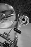 Trombone royalty free stock images