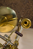 Trombone Royalty Free Stock Photos