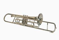 Trombone de valve Photo libre de droits