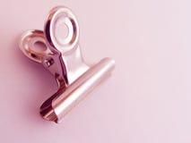 Trombone en métal image stock