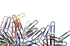 Trombone vertical Photos libres de droits