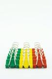Trombones Image libre de droits