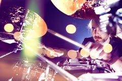 Trommel und Live-Musik Lizenzfreie Stockfotos
