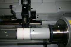 Trommelscanner Stockbild