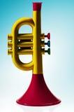 Trompet Stock Afbeelding