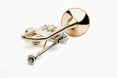 trompet royalty-vrije stock foto's