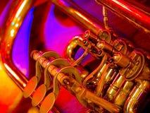 Trompeta Fotografía de archivo