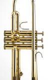 Trompeta Imagen de archivo libre de regalías