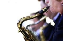 Trompetas Imagen de archivo