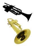 trompete Stockfotos